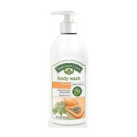 Nature's Gate papaya velvet moisture body wash - 18 fl oz