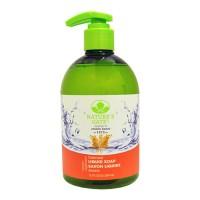 Nature's gate oatmeal liquid soap - 12.5 oz