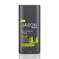 Jason men's deodorant stick forest fresh - 2.5 oz