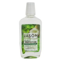 Jason total protection coconut mouth rinse coconut mint - 16 oz