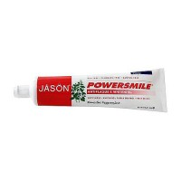 Jason Natural Powersmile Whitening Toothpaste, Peppermint - 6 oz