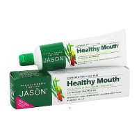 Jason healthy mouth all natural toothpaste with tea tree and cinnamon - 4.2 oz