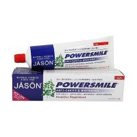 Jason pure natural power smile CoQ10 tooth gel toothpaste - 6 oz