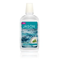 Jason total protection sea salt mouth rinse - 16 oz
