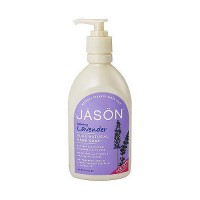 Jason natural satin soap for hands and face with Lavender - 16 oz