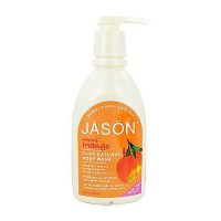 Jason Natural satin shower body wash Mango - 30 oz