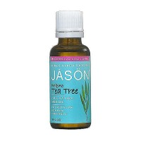 Jason Natural 100% pure natural tea tree skin oil - 1 oz