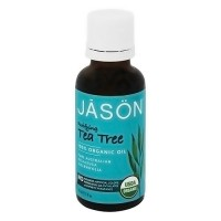 Jason natural cosmetic organic tea tree oil - 1 oz