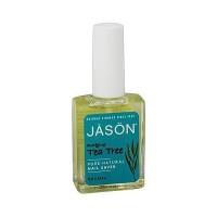 Jason Tea Tree oil nail saver, 70% Organic - 0.5 oz
