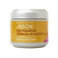 Jason age renewal vitamin e creme 25000 iu - 4 oz
