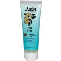 Jason natural productsp tea tree gel arnica and echinacea - 4 oz
