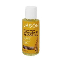 Jason Natural maximum strength vitamin E 45,000 IU pure skin oil - 2 fl oz
