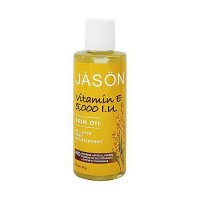 Jason Natural pure beauty oil 5,000 I.U vitamin E skin oil - 4 oz