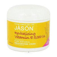 Jason Natural Revitalizing Vitamin E 5,000 IU Moisturizing Cream - 4 oz