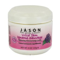 Jason Natural wild yam balancing moisturizing creme - 4 oz