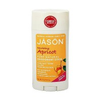 Jason Nourishing Apricot Stick Deodorant - 2.5 oz