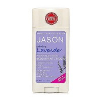 Jason Pure natural Stick Deodorant, Calming Lavender - 2.5 oz