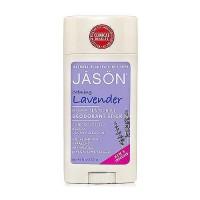 Jason Pure natural Stick Deodorant, Calming Lavender - 2.5 oz
