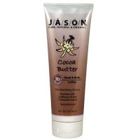 Jason Cocoa Butter Hand And Body Lotion - 8 Oz