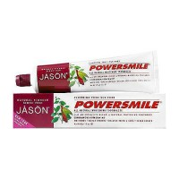 Jason Natural powersmile toothpaste Cinnamon Mint - 6 oz