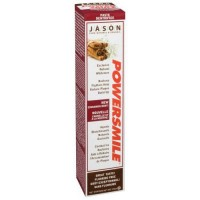 Jason Natural Powersmile Toothpaste Cinnamon Mint - 6 Oz