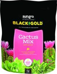 Sun Gro Horticulture black gold cactus mix - 8 qt, 4 ea