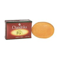 Chandrika Ayurvedic sandal soap - 75 grams