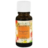 Natures Alchemy Bergamot Essential Oil - 0.5 oz