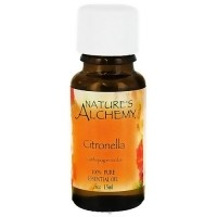 Natures Alchemy Citronella Pure Essential Oil - 0.5 oz