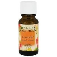 Natures Alchemy 100% Pure Essential Oil, Lavender - 0.5 oz