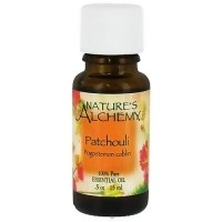Natures Alchemy Patchouli Pure Essential Oil - 0.5 oz