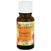 Natures Alchemy Tangerine Pure Essential Oil - 0.5 oz