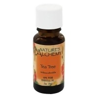 Natures Alchemy 100% Pure Essential Oil, Tea Tree - 0.5 oz