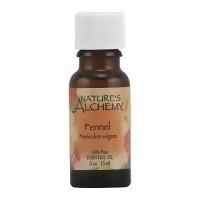 Natures Alchemy Fennel Foeniculum Vulgare Pure Essential Oil - 0.5 oz