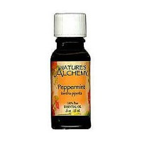 Natures Alchemy Peppermint Pure Essential Oil - 2 oz