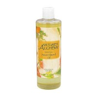 Natures Alchemy 100% Pure Sweet Almond Oil - 16 oz