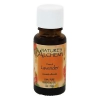 Natures Alchemy French Lavender Pure Essential Oil - 0.5 oz
