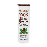 Queen Helene 100% Cocoa Butter Stick, Pure Natural Skin Moisturizer - 1 Oz, 12 pack