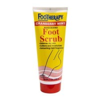 Queen helene Footherapy Cranberry Mint foot Scrub - 7 oz