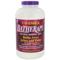 Queen Helene Batherapy Mineral Bath Salts, Lavender - 2lb