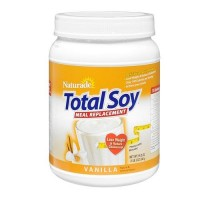 Naturade total soy meal replacement vanilla - 19.05 oz