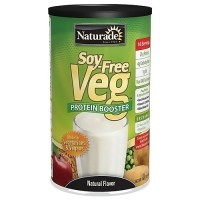 Naturade Soy-free veg protein booster Natural flavor - 16 oz