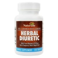 Naturade Herbal Diuretic K.B.11 dietary supplement tablets - 120 ea