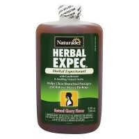 Naturade Alcohol-Free Expect Herbal Expectorant, Natural Cherry Flavor - 8.8 Oz