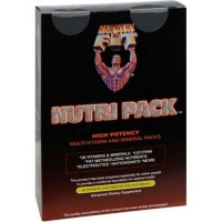 Nutri high potency multivitamin and mineral packs - 1 ea