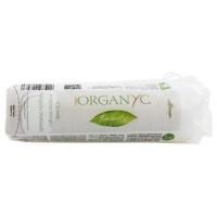 Organyc organic cotton pads - 70 ea