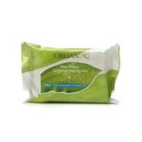 Organyc organic intimate hygiene wet wipes - 20 ea