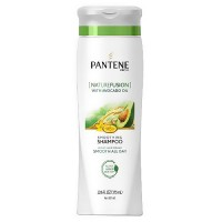 Pantene Pro-v nature fusion smooth vitality hair shampoo - 12.6 oz