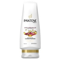Pantene pro-V medium - thick hair conditioner, breakage to strength - 12.6 oz