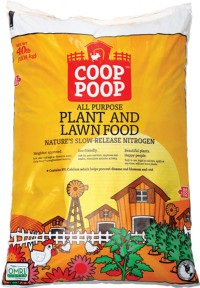 Pearl Valley Organix coop poop all purpose lawn and garden food - 40 pound, 1 ea